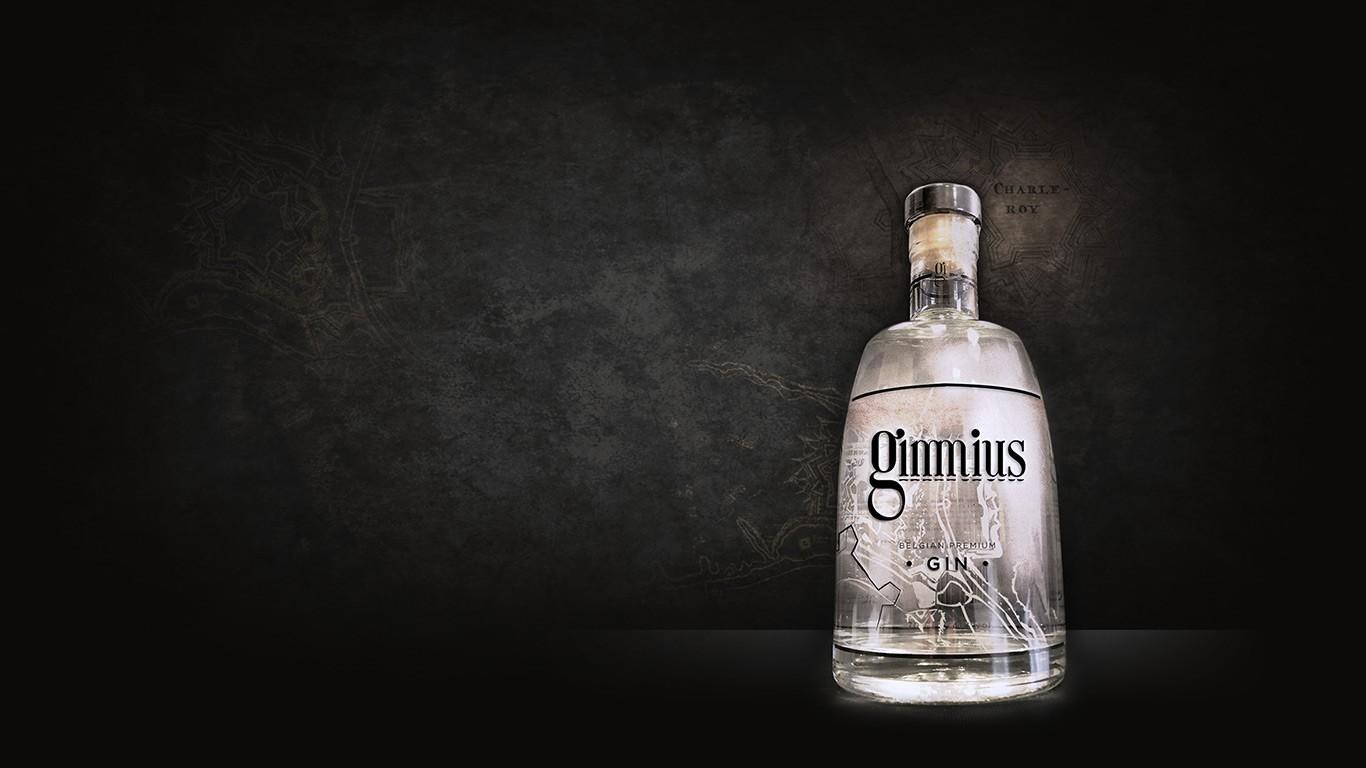 Gin Gimmius 0.7L - 41°