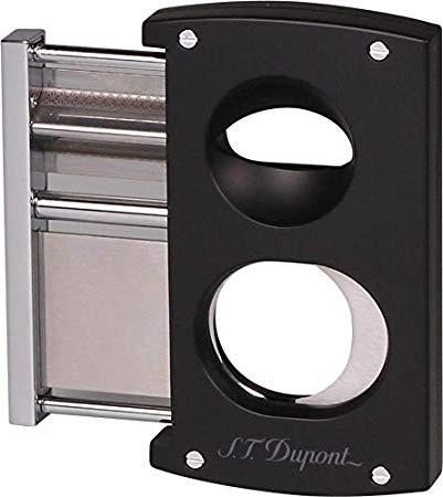 St Dupont Coupe cigares Double Lame Noir