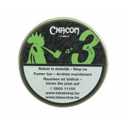 TABAC 50GR TIN CHACOM NR3