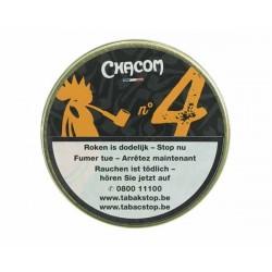 TABAC 50GR TIN CHACOM NR4