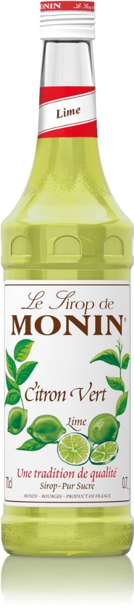 Sirop Monin Citron Vert 70 cl