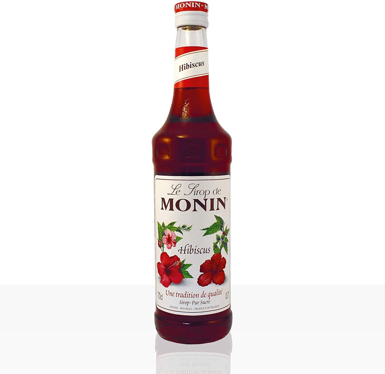 Sirop Monin Saveur Hibiscus 70 cl