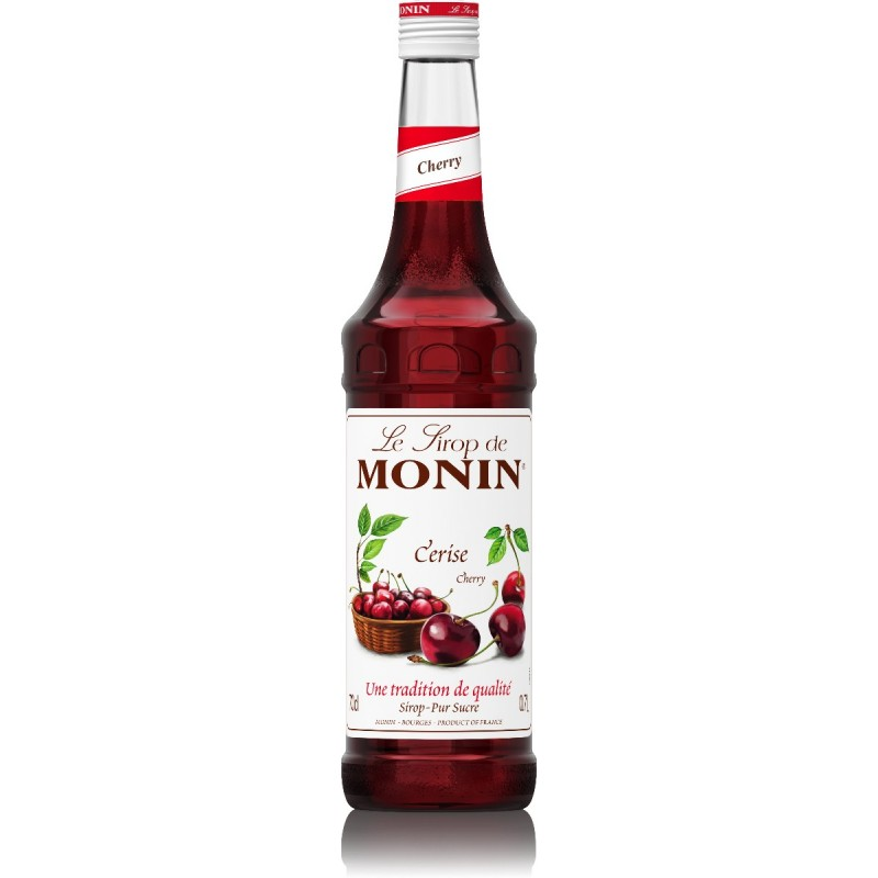 Sirop Monin Mûres 70 cl