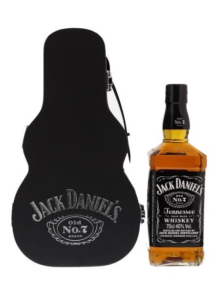 Jack Daniel's Old N°7 Guitar On Pack 40° 0.7L