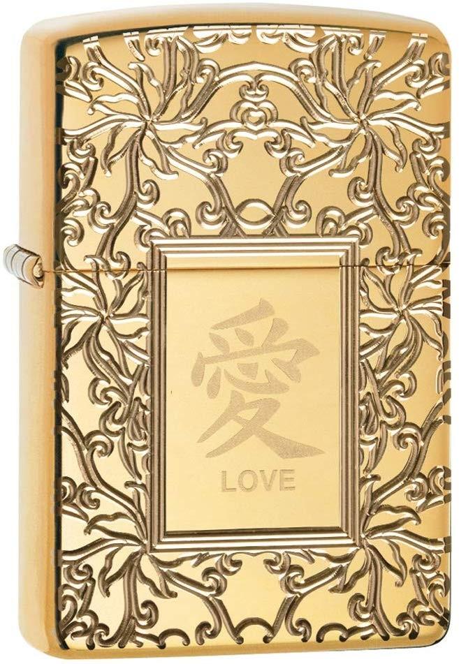 Zippo Chinese Love