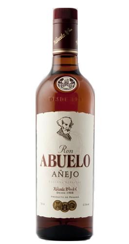 Ron Abuelo Añejo 70 cl