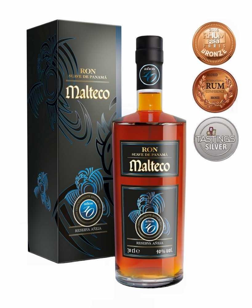 MALTECO 10 ANS 40,5° 70CL
