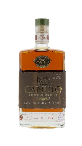 Canuto Rhum 7 Years 40° 0.7L