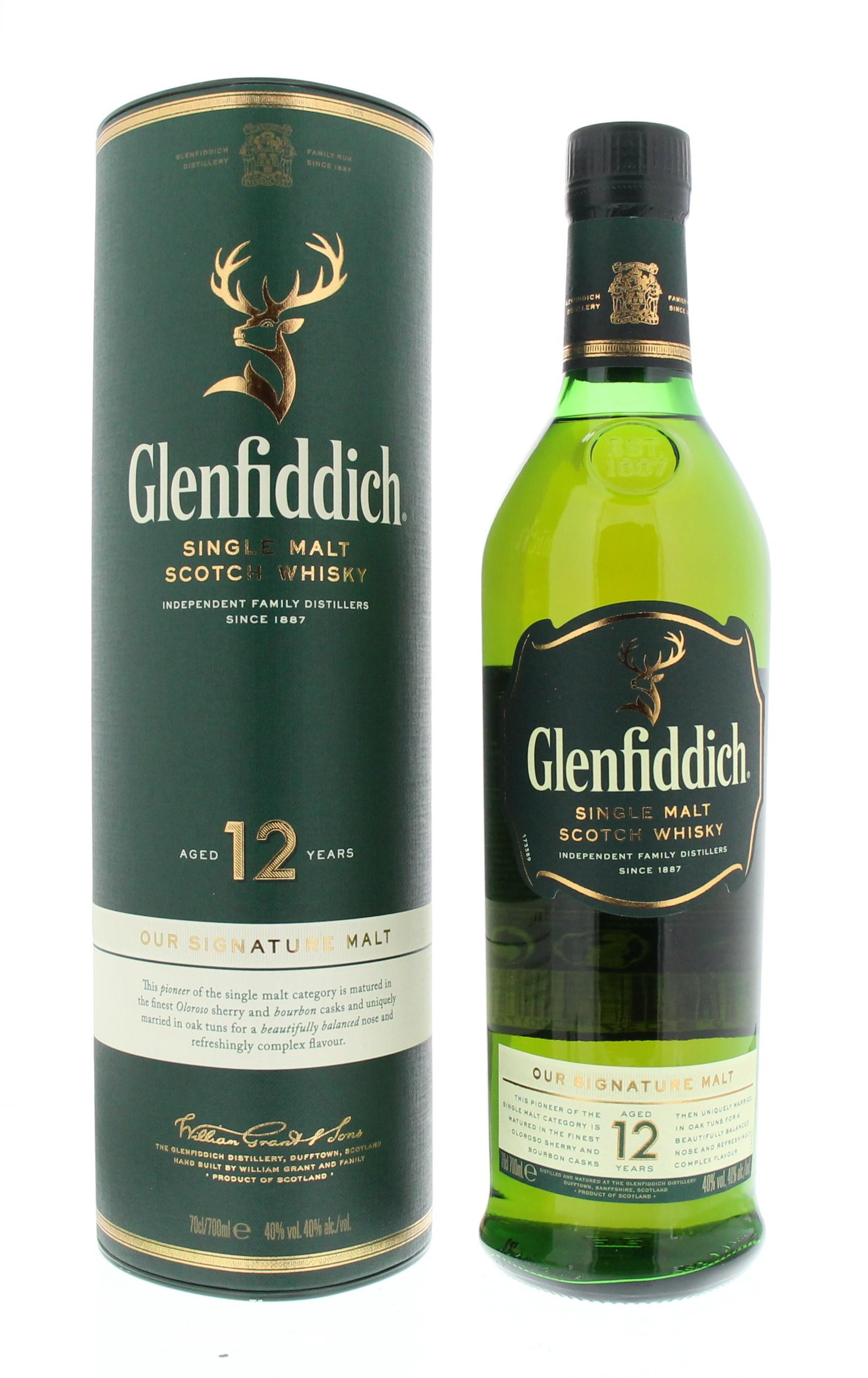 Glenfiddich 12 Years...