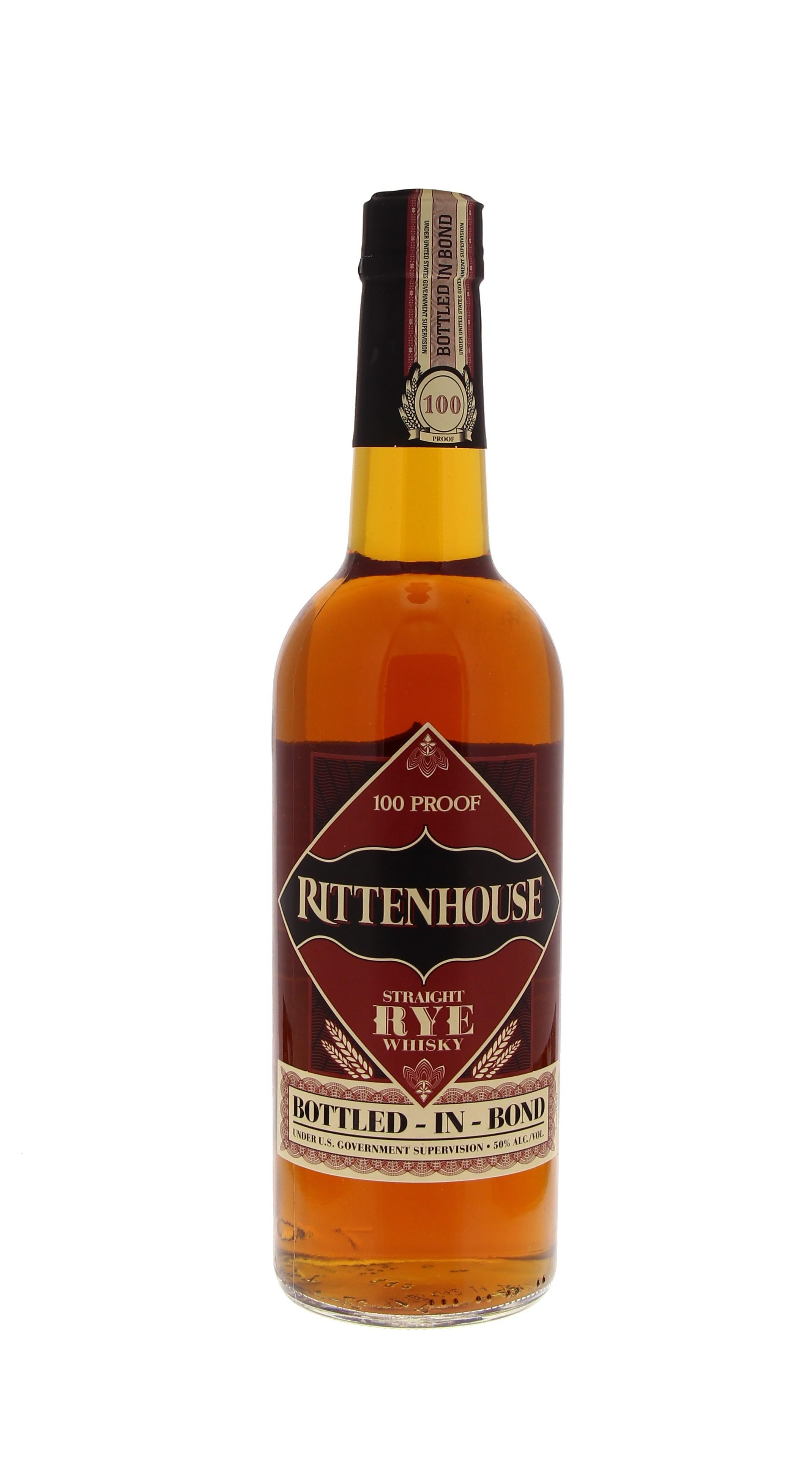 Rittenhouse Rye 50° 0.7L