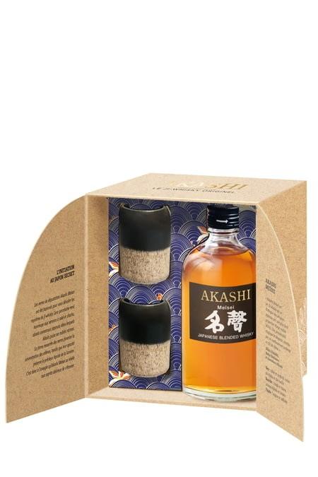 Coffret Akashi Meisei 50cl...