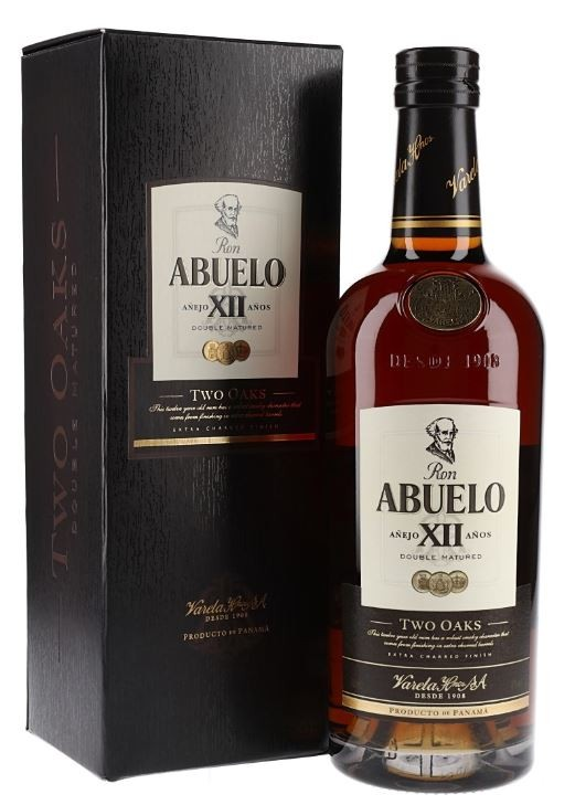 Abuelo Anejo 12 Years Two...