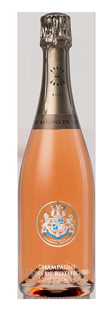 Champagne Rosé Barons de...