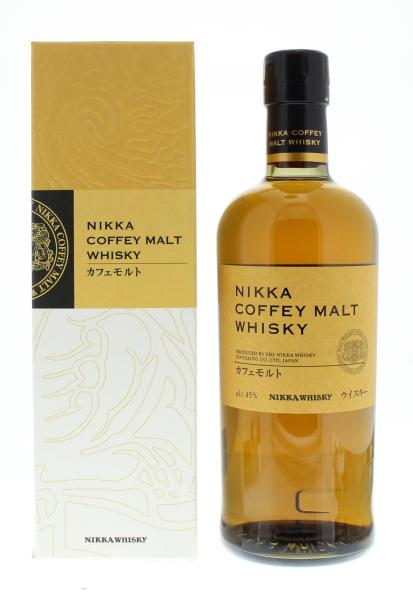 Nikka Coffey Malt + GBX 45°...