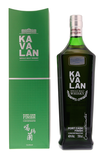 Kavalan Port Cask Finish...