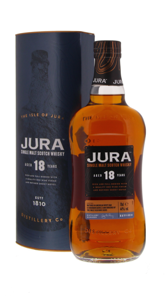 Isle Of Jura 18 Years 44° 0.7L