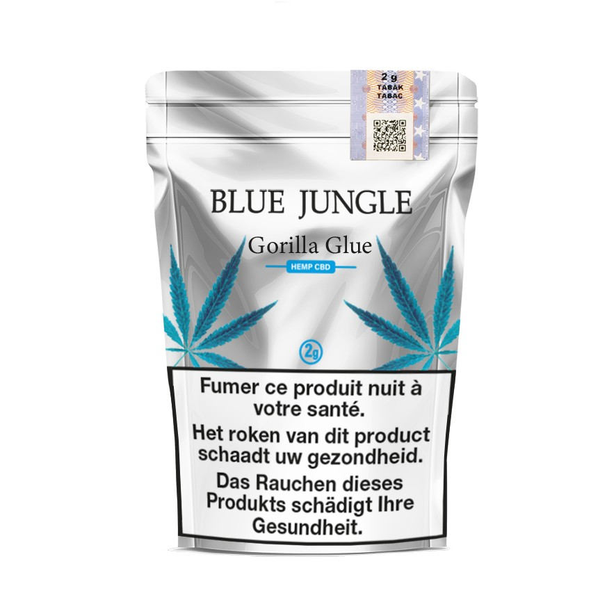 BLUE JUNGLE GORILLA GLUE 2GRS