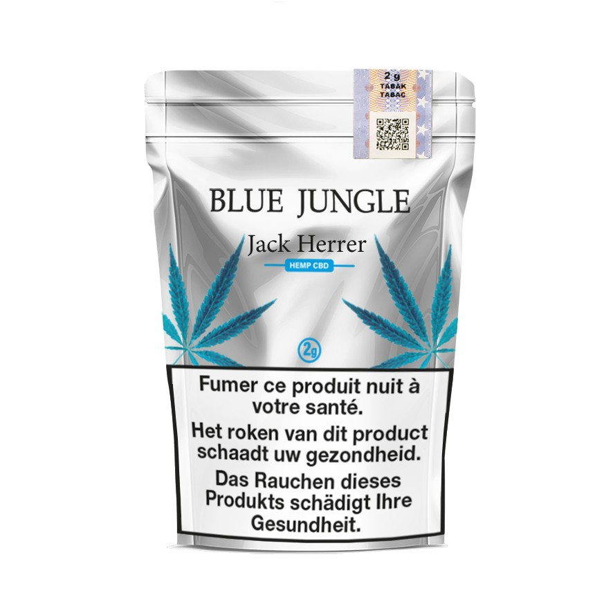 BLUE JUNGLE JACK HERRER 2GRS