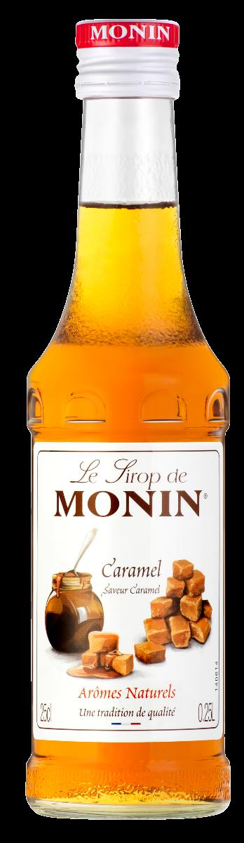 Sirop Monin Caramel 25 cl