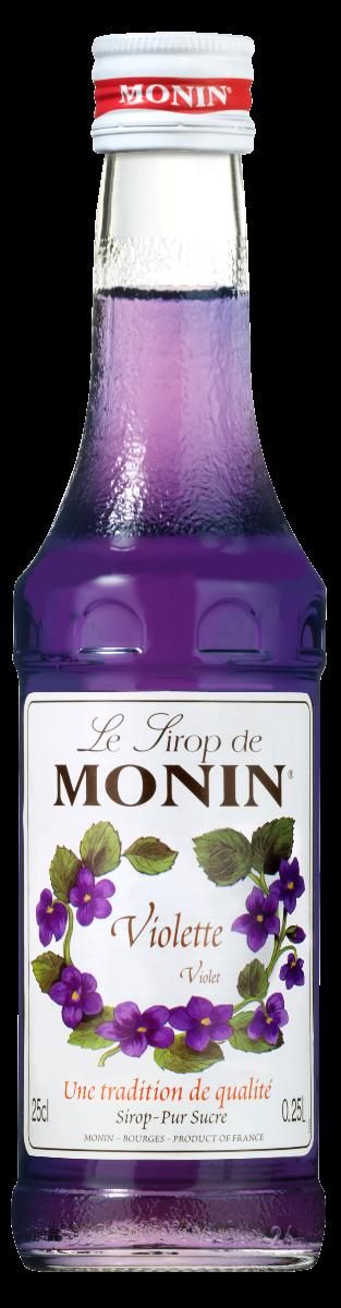 Sirop Monin Saveur Violette...