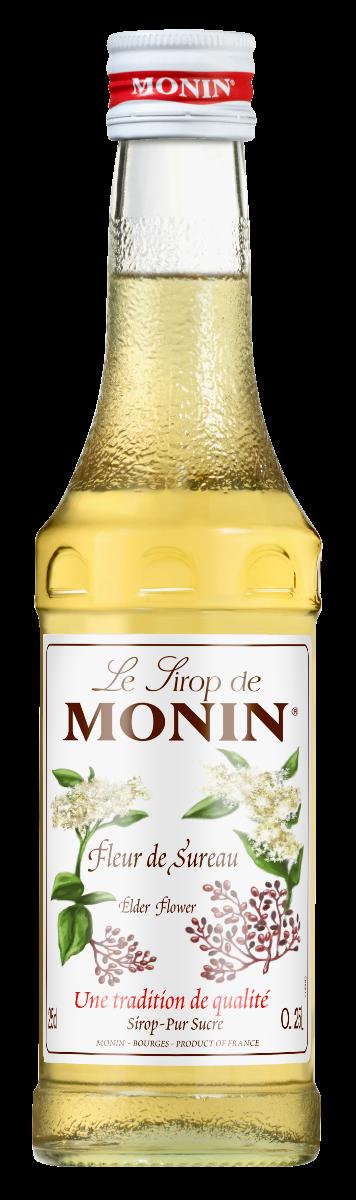 Sirop Monin Fleur de Sureau...