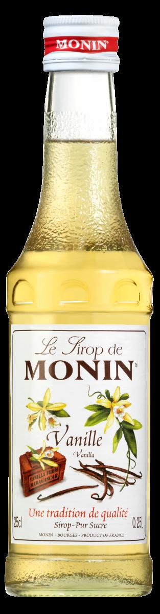 Sirop Monin Saveur Vanille...