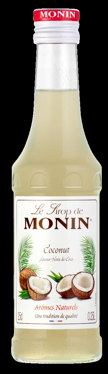 Sirop Monin Saveur Coco 25 cl
