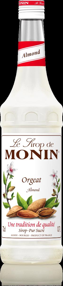 Sirop Monin Orgeat 25 cl