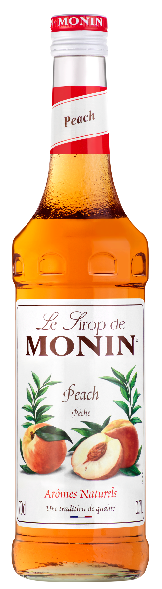 Sirop Monin Pêche 70 cl