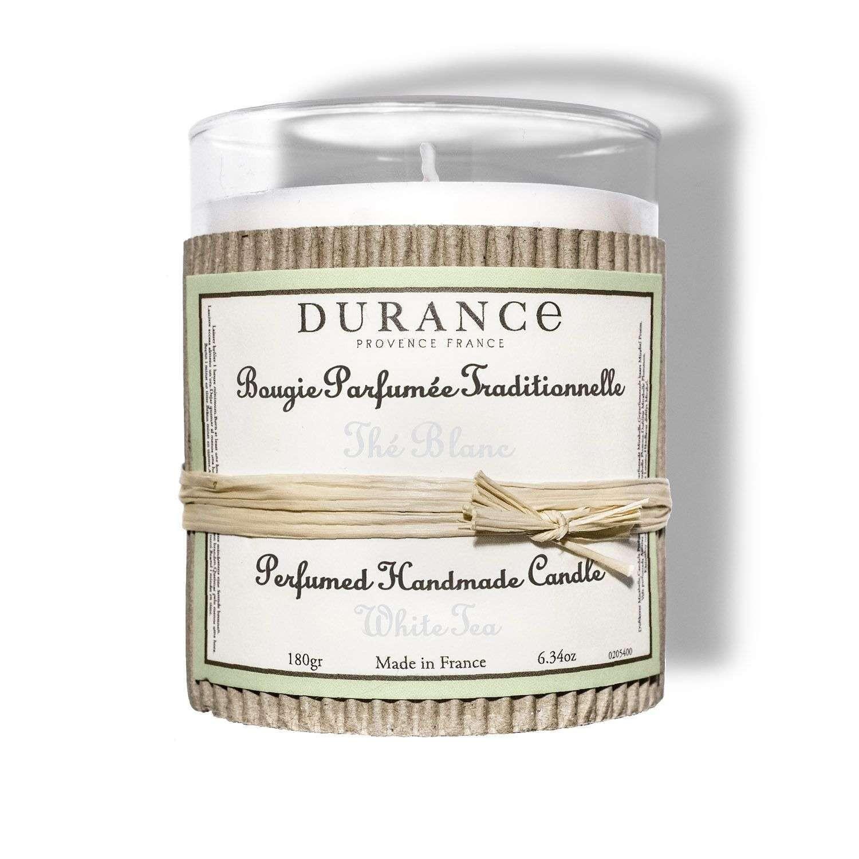 Bougie Durance parfumée Thé...