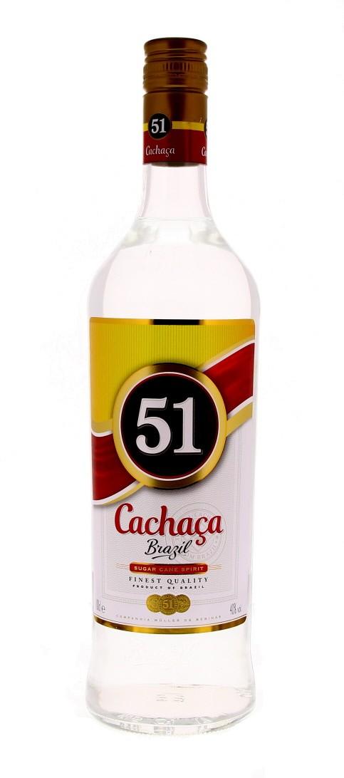 Cachaça 51 40° 1L