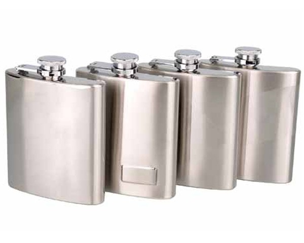 HIP METAL FLASK 220010-51...