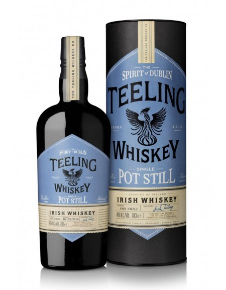 Teeling Single Pot Still...