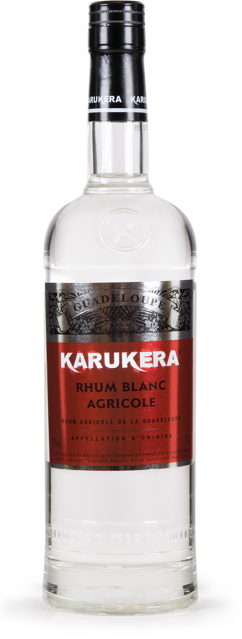 Karukera - Rhum blanc -...