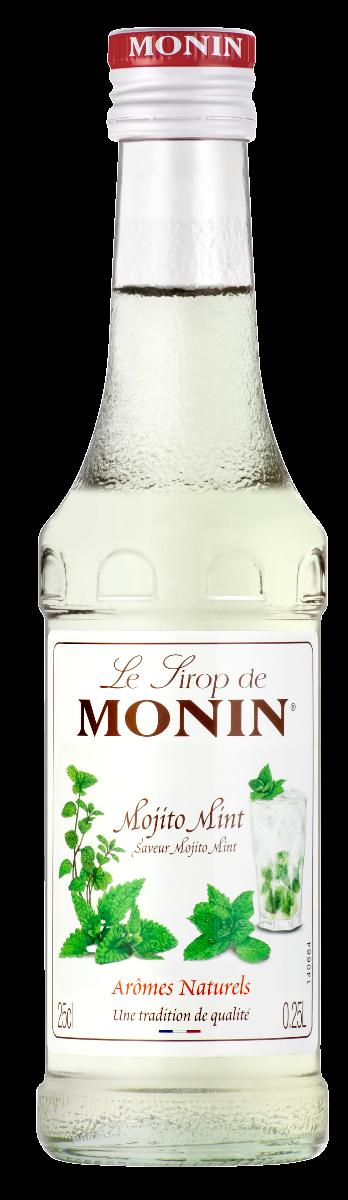Sirop monin Mojito Mint 25 cl