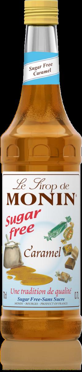 Sirop Caramel Monin sans...
