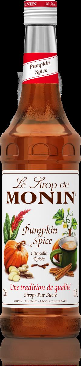 Sirop Monin Citrouille...