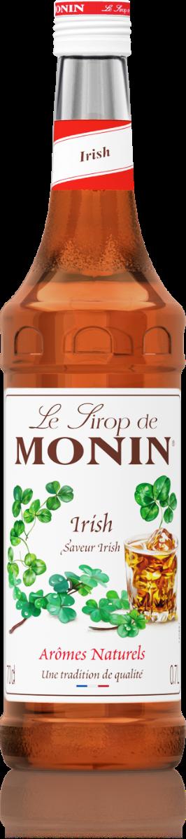 Sirop Monin Saveur Irish 70 cl