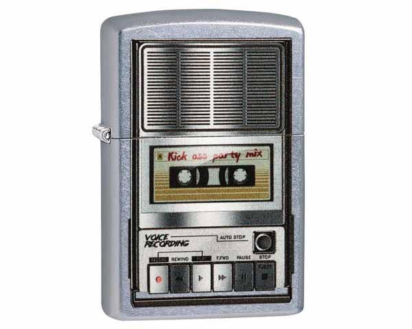 ZIPPO 60.005134 TAPE RECORDER