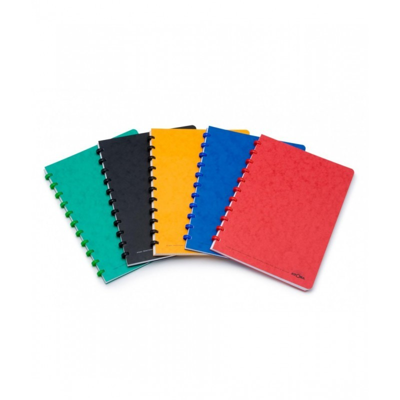 CAHIER ATOMA COUVERTURE...
