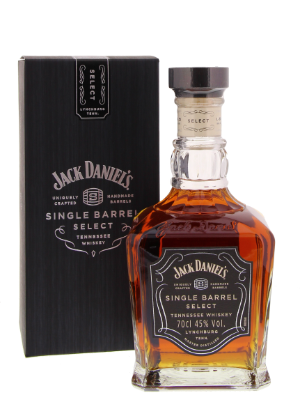 JACK DANIEL'S SINGLE BARREL...