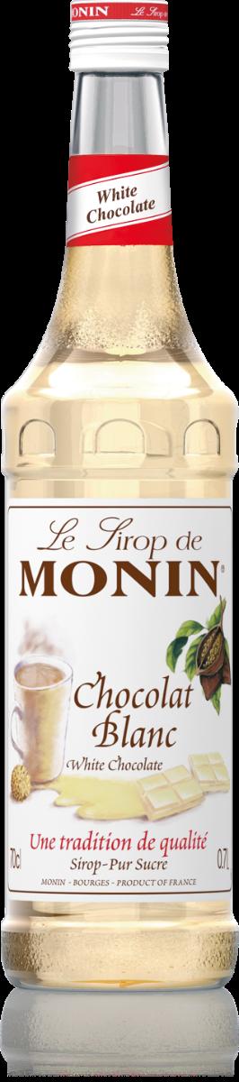 Sirop Saveur Chocolat Blanc...