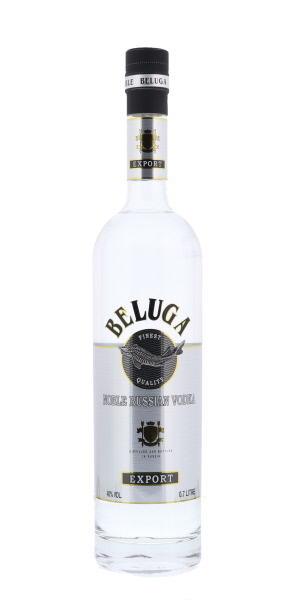 Vodka Beluga 40° 0.7L