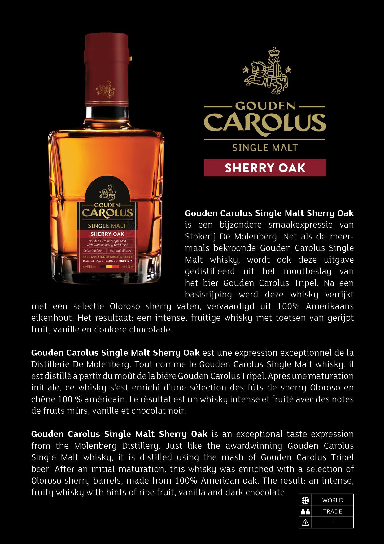Gouden Carolus Single Malt...