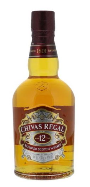Chivas Regal 12 Years 40° 0.5L