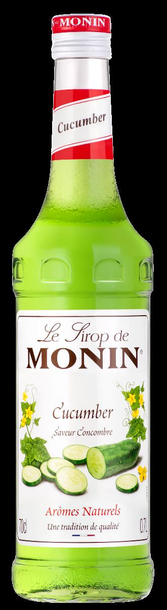MONIN Cucumber syrup 70cl