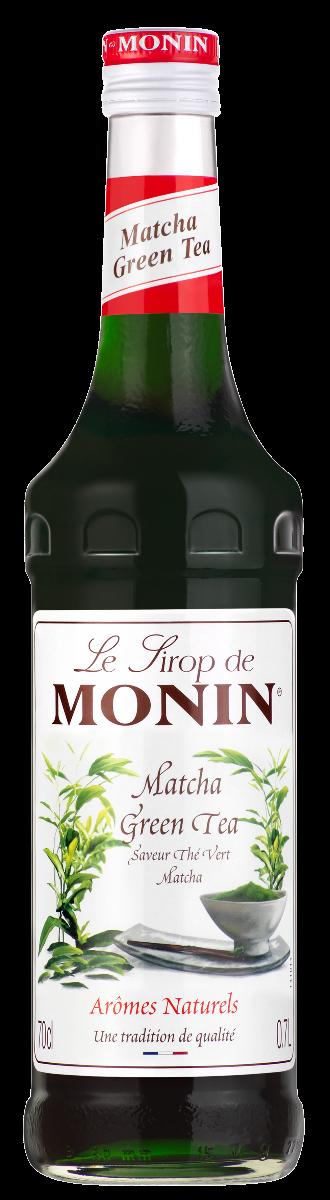 Sirop Monin Thé Vert Matcha...