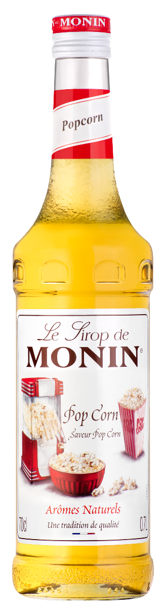 Sirop Monin Saveur Popcorn...