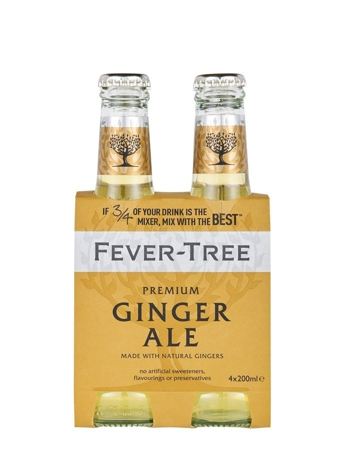 FEVER-TREE Ginger Ale Pack...