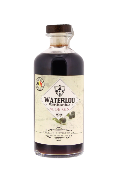 Waterloo Sloe Gin 28° 0.5L